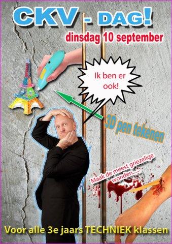 poster CKV dag 10 september 2019